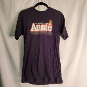 3for$25 Annie the Musical tee
